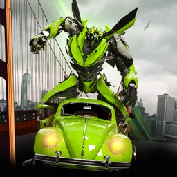 Ultimate Robot Car Transform