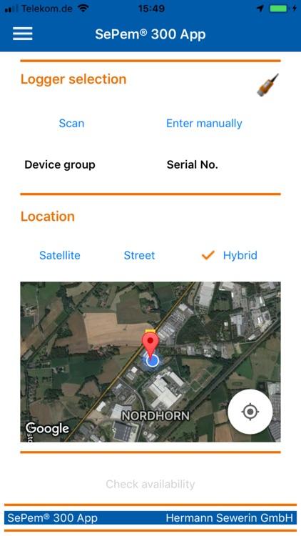 SePem 300 App