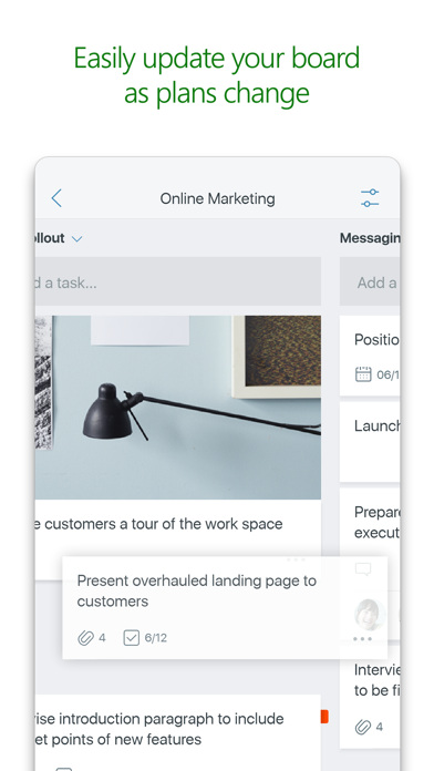 Microsoft Planner screenshot 4