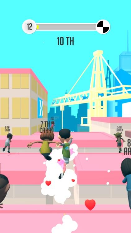 Parkour Jumping Race – Fun Run screenshot-3