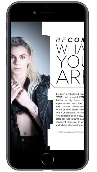 Alternative Press Screenshot