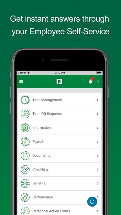 Paycom by Paycom (iOS, United States) - SearchMan App Data