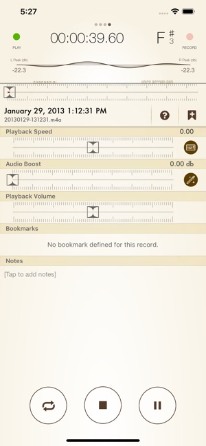 Voice Record Pro 7 on the App Store