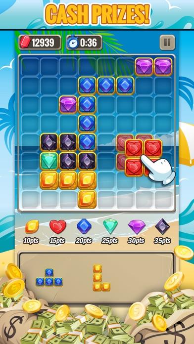 Jewel Blitz: Block Puzzle Game-0