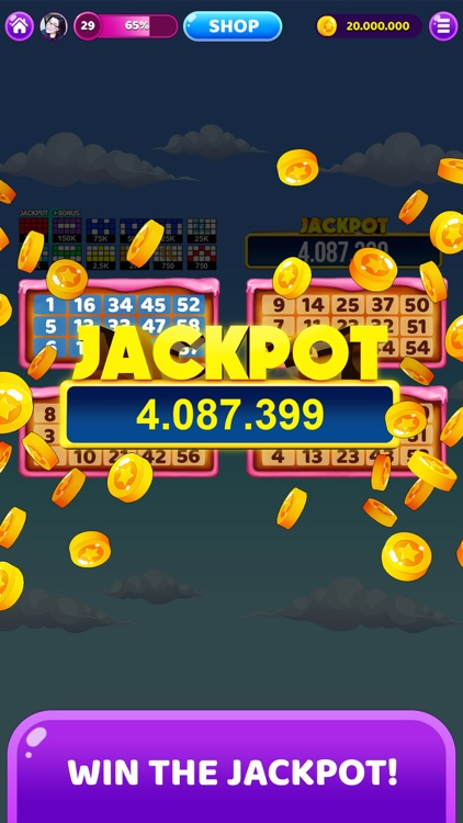 My Bingo! BINGO games online screenshot-7