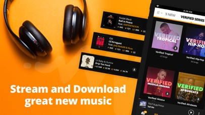 download Audiomack: Download Mixtapes apps 4