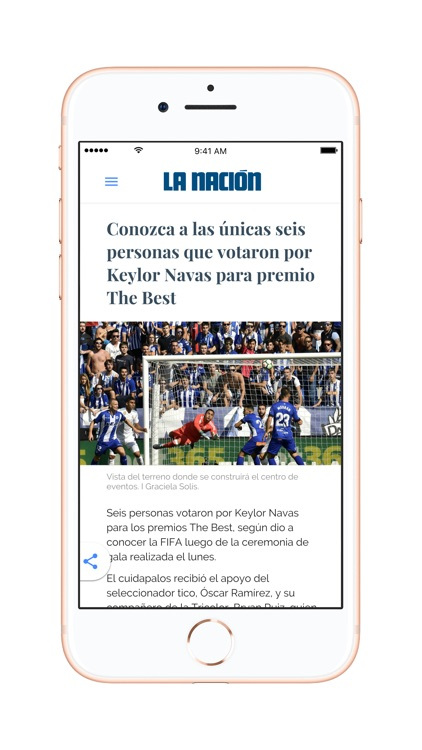 La Nación Costa Rica screenshot-1