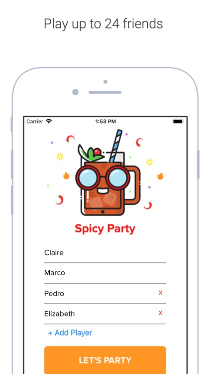 Spicy Party screenshot-3