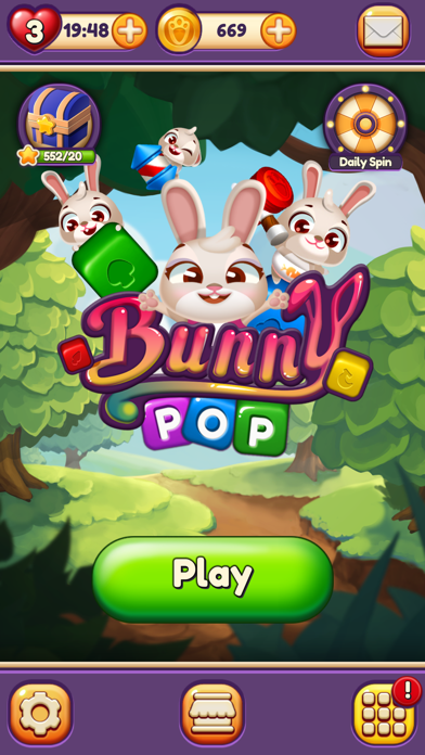 Bunny Pop Blast på PC