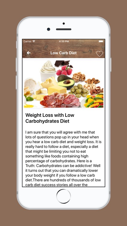Keto & Low Carb Diet screenshot-3