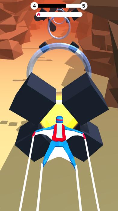 Wingsuit Fall & Break screenshot 3