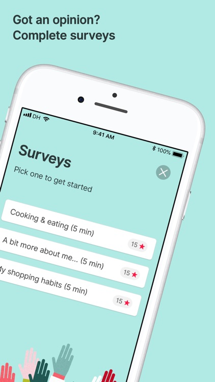HuYu – Paid Surveys & Rewards