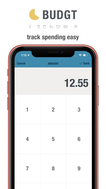 BUDGT - Daily Finance screenshot-4
