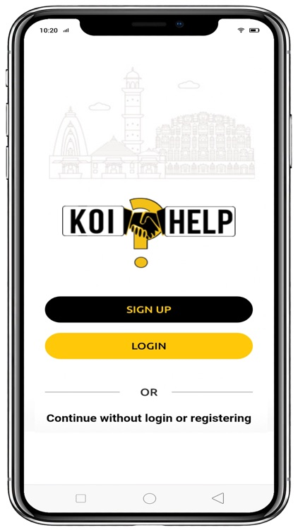 Koi Help - Service Experts screenshot-3