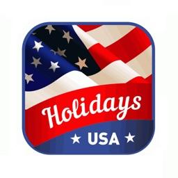 Holidays USA StickerPack