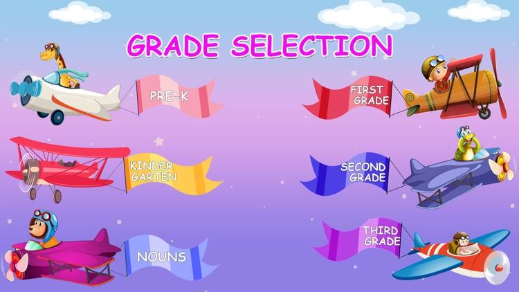 Sight Words Pre-K To 3rd Grade