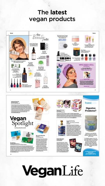 Vegan Life Magazine screenshot-4