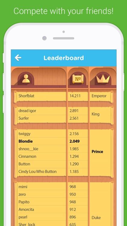 Vocab Victor English Word Game screenshot-6