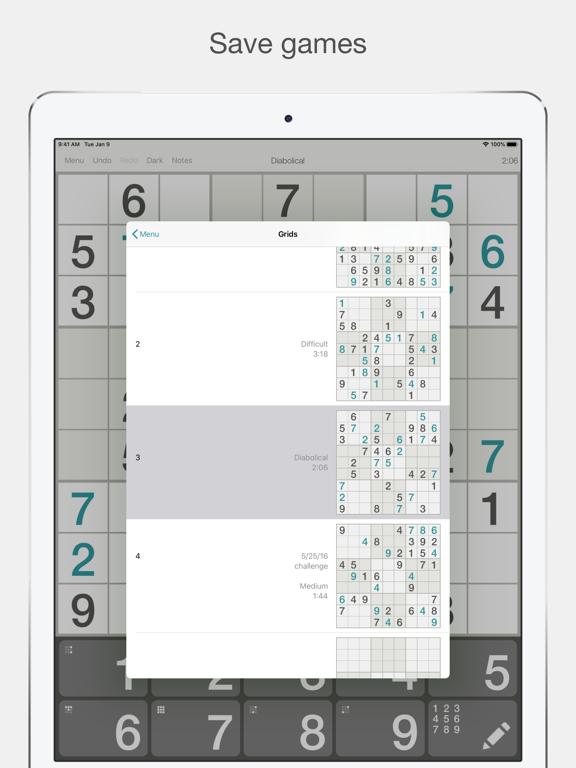 Sudoku'  screenshot
