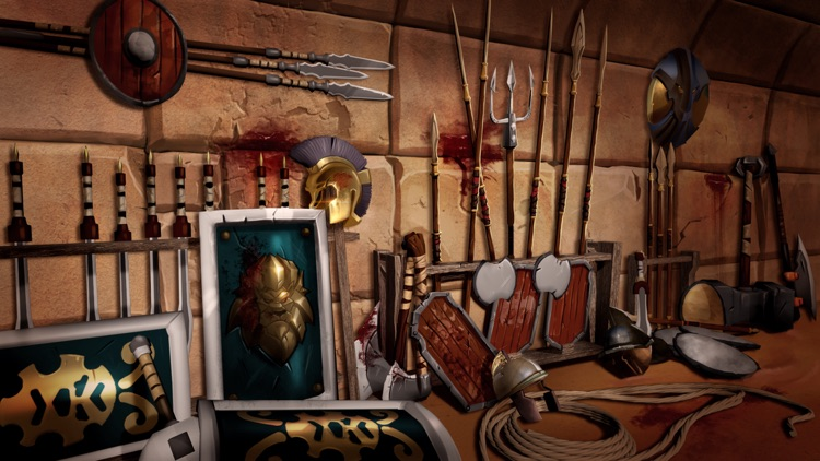 Strategy Games: Gladiator Hero screenshot-5