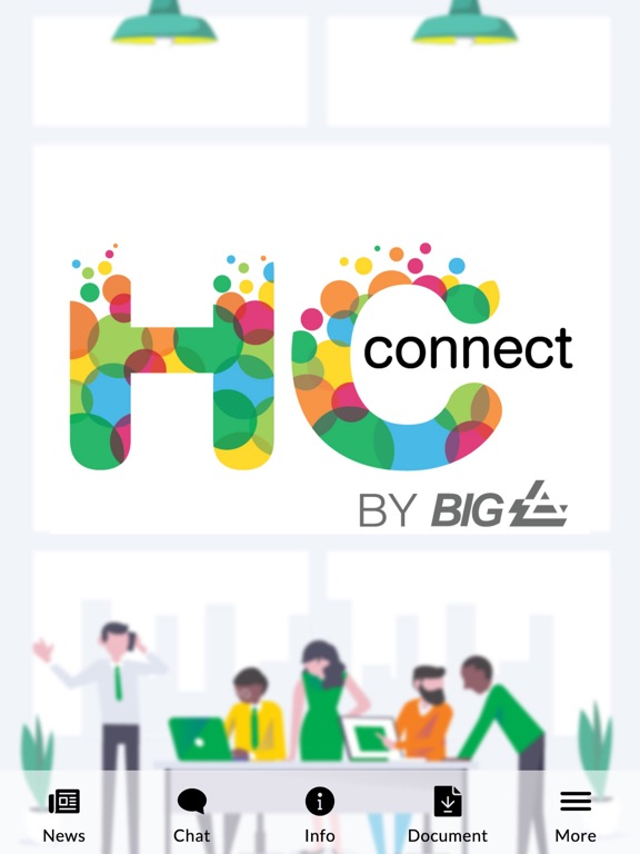 BIG HC Connect screenshot 4