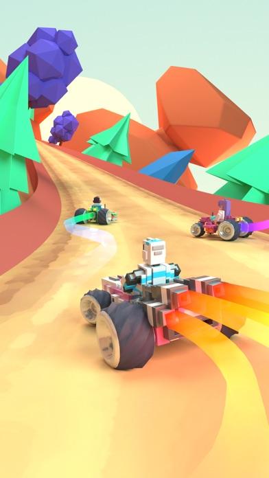 Rockets Racing! -  Cars screenshot 1