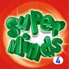 阳志 欧 - Super minds 4 -剑桥小学英语 アートワーク