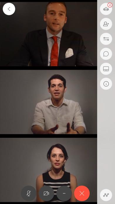 Cisco Meeting ScreenShot4