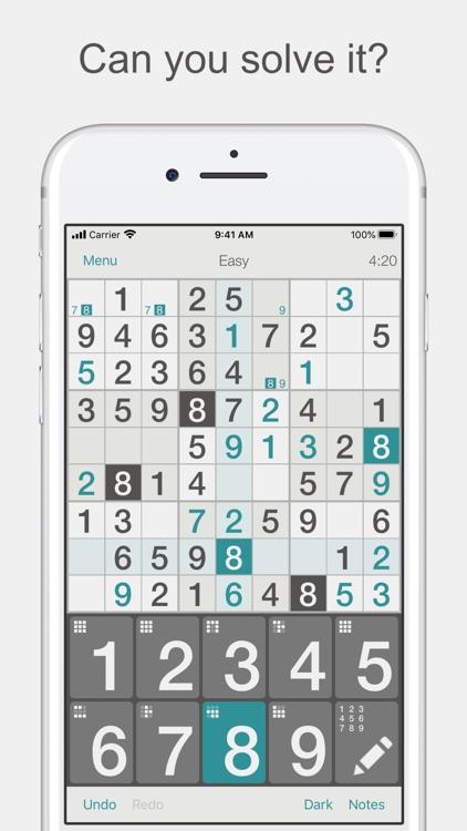 Sudoku ″ screenshot-0