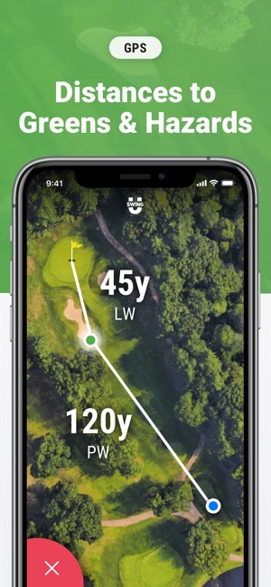 golf gps app for iphone 5s