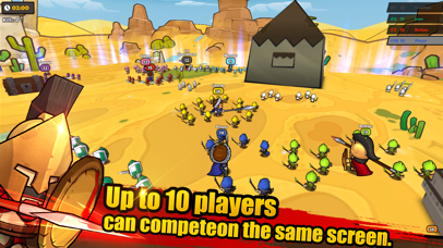 MiniWarriors.io screenshot 5