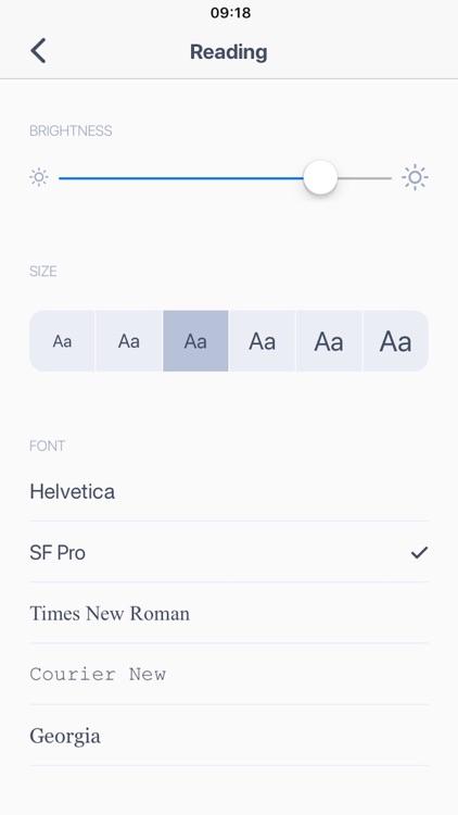 iDB app screenshot-3