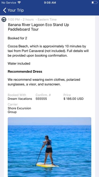 My Travel Planner App