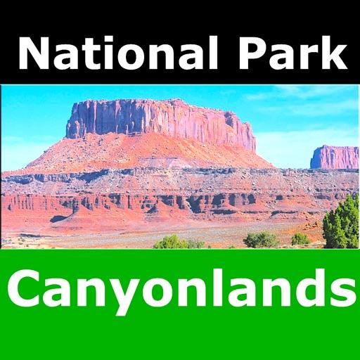Canyonlands National Park GPS