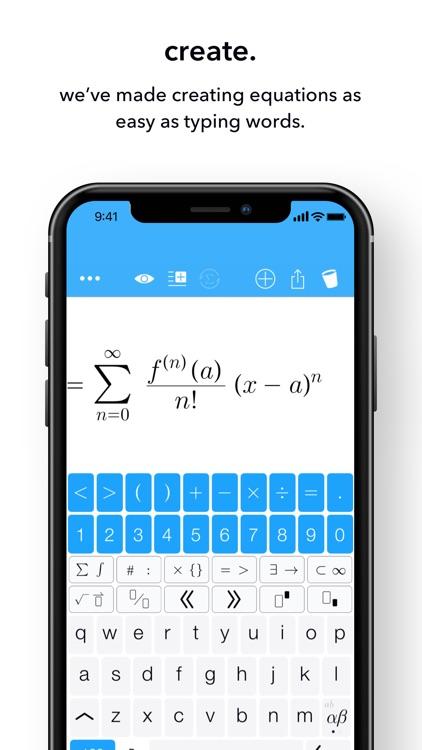 Nuten : The Math Keyboard