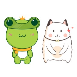 Program Frog Cute Cat By Shuaibo Ren