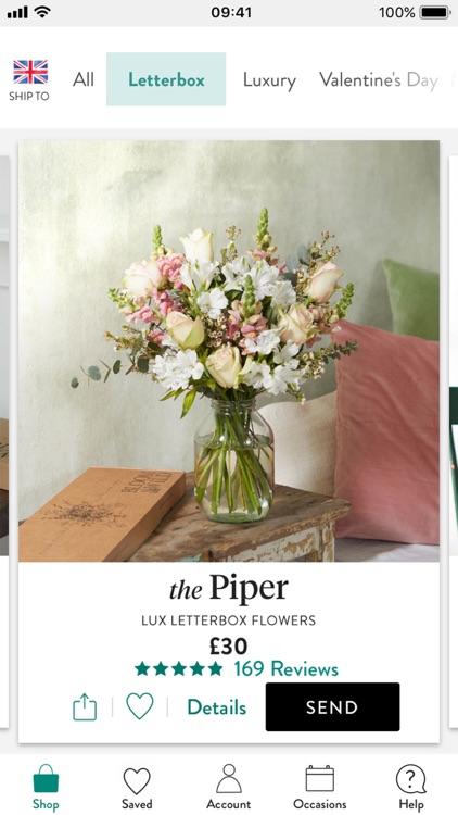 Bloom & Wild - Flowers & Gifts screenshot-0