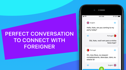 Voicelator - Voice Translator App Download - Productivity - Android