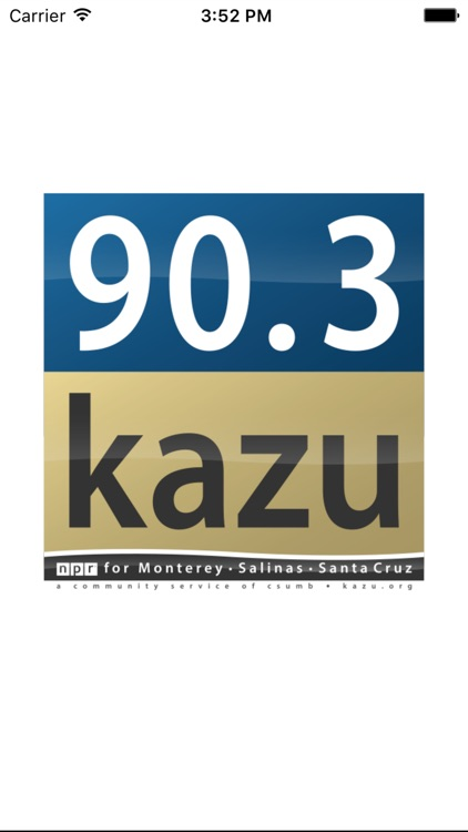 KAZU Public Radio App screenshot-0