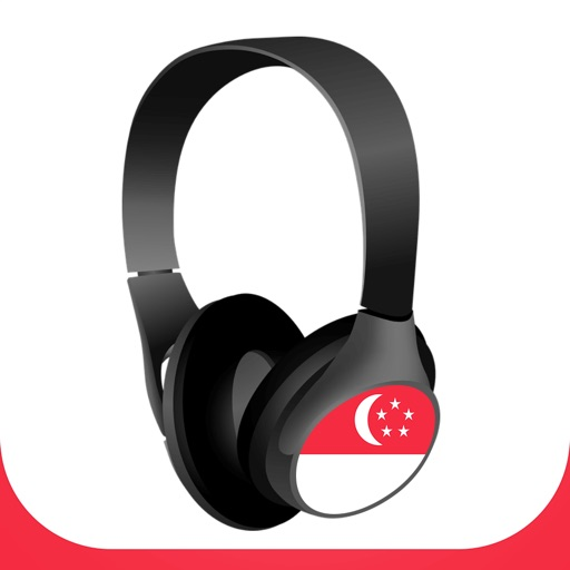 Radio Singapore : radios FM iOS App