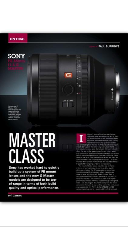 Camera Magazine screenshot-4