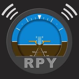 Roll Pitch Yaw Transmitter