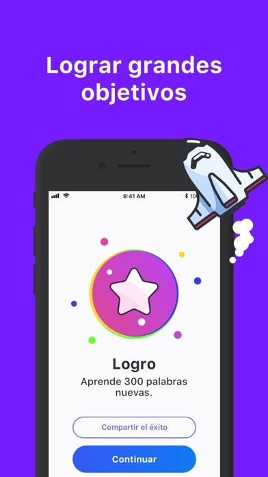 Screenshot for Rocka English: Aprender Ingles in Peru App Store