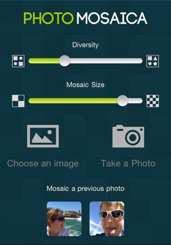 Photo Mosaica - náhled