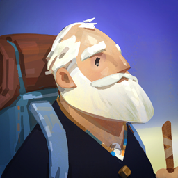 Ícone do app Old Man's Journey