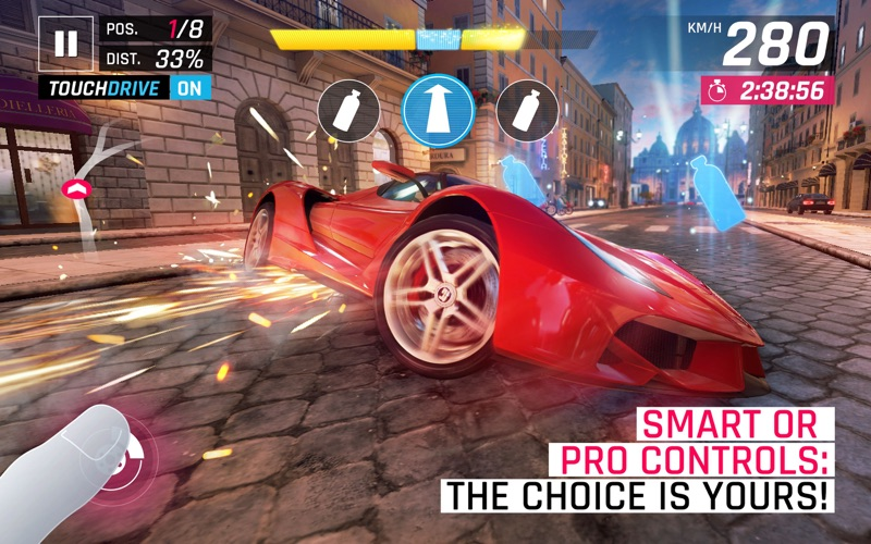 Asphalt 9: Legends screenshot 5