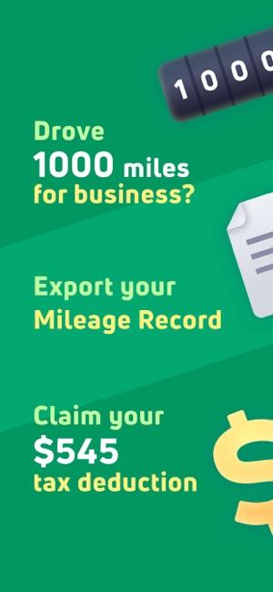 MileBug - Mileage Tracker Log on the App Store