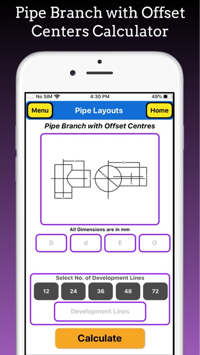 Branch Pipe Layouts screenshot 6