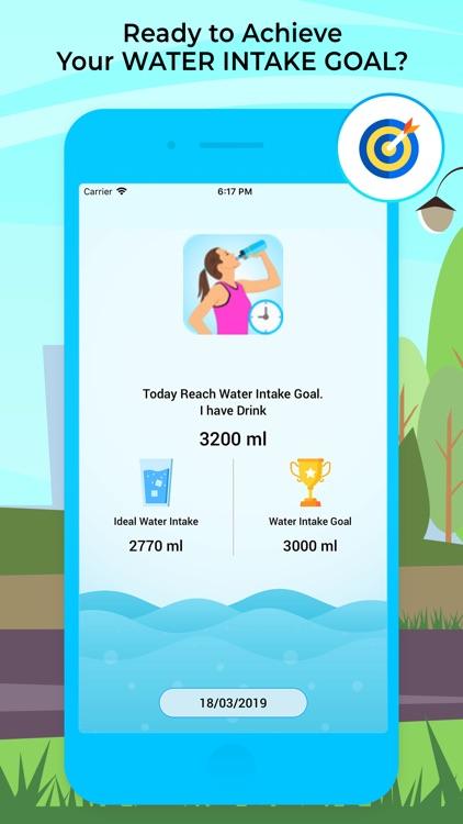 Water Tracker: For Drink Water screenshot-7