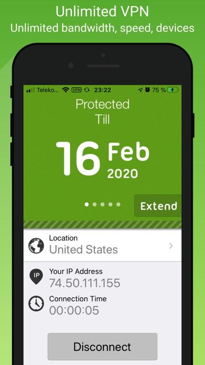 VPN Proxy by Seed4.Me VPN
